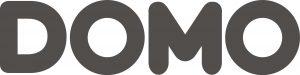 Domo logo GOED donkergrijs
